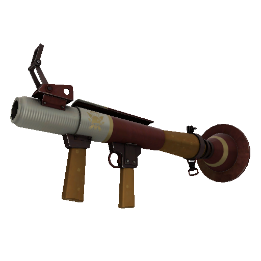 Scarcely Lethal Rocket Launcher