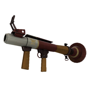Coffin Nail Rocket Launcher TF2 Skin Preview