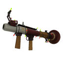 Festive Killstreak Coffin Nail Rocket Launcher (Factory New)