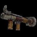 Coffin Nail Rocket Launcher (Battle Scarred)
