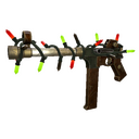 Festive High Roller's SMG (Field-Tested)