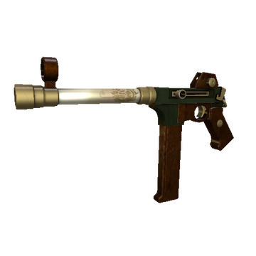 High Roller's SMG TF2 Skin Preview