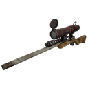 Coffin Nail Sniper Rifle (Battle Scarred)