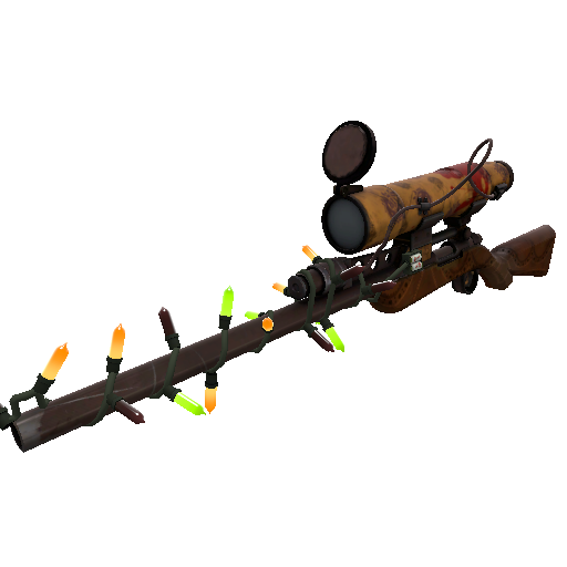 Strange Professional Killstreak Sniper Rifle