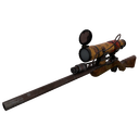 Dressed to Kill Sniper Rifle (Battle Scarred)
