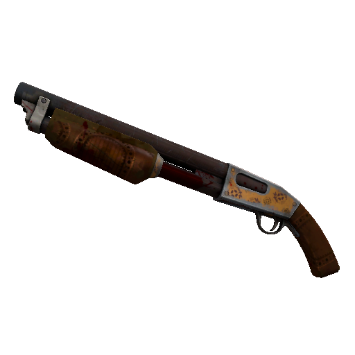 Unremarkable Specialized Killstreak Shotgun