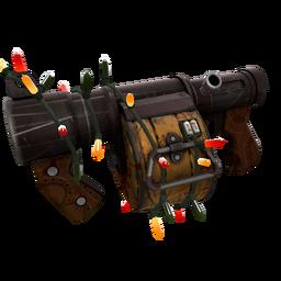 Strange Festive Killstreak Dressed to Kill Stickybomb Launcher (Field-Tested)