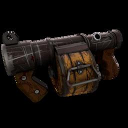 Strange Dressed to Kill Stickybomb Launcher (Battle Scarred)