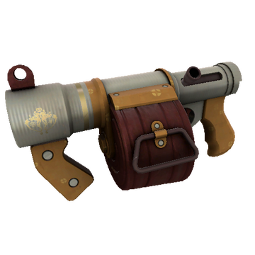 Coffin Nail Stickybomb Launcher TF2 Skin Preview
