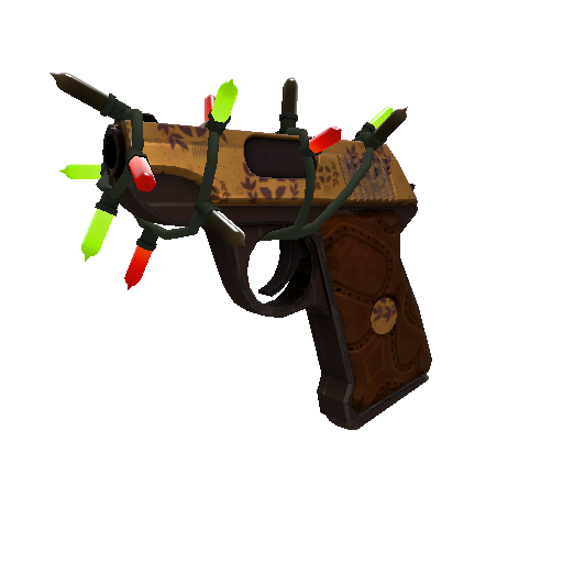 Unremarkable Specialized Killstreak Pistol