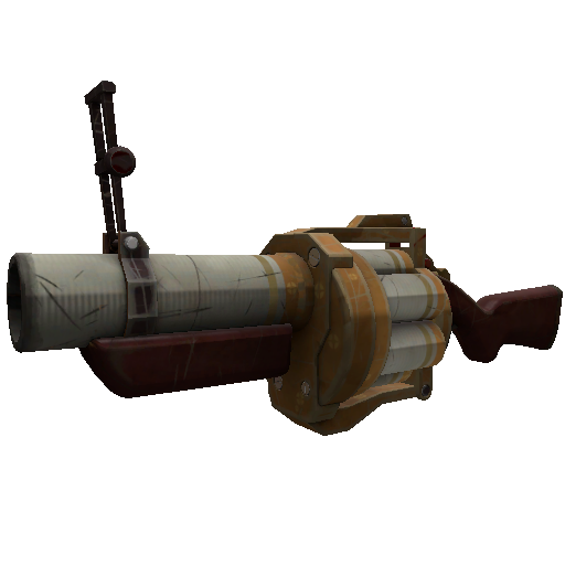 Killstreak Grenade Launcher