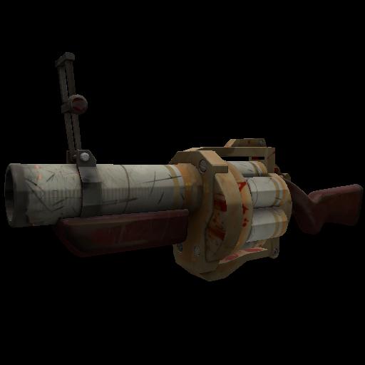 Specialized Killstreak Grenade Launcher