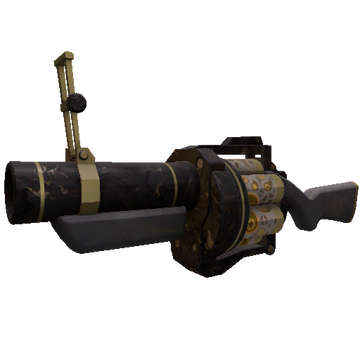 Top Shelf Grenade Launcher TF2 Skin Preview