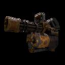 Dressed to Kill Minigun (Battle Scarred)