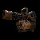 Dressed to Kill Minigun (Well-Worn)