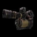 Killstreak Top Shelf Minigun (Battle Scarred)