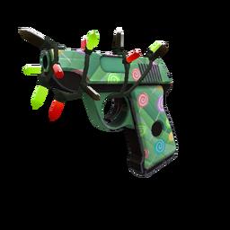 Festive Specialized Killstreak Brain Candy Pistol (Factory New)