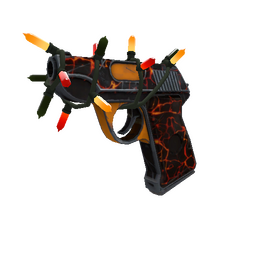 Festive Shot to Hell Pistol (Field-Tested)