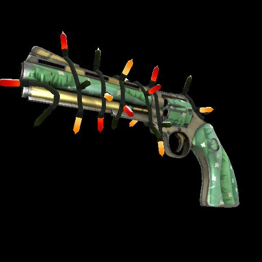 Unusual Professional Killstreak Revolver
