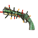 Strange Festive Killstreak Flower Power Revolver (Field-Tested)