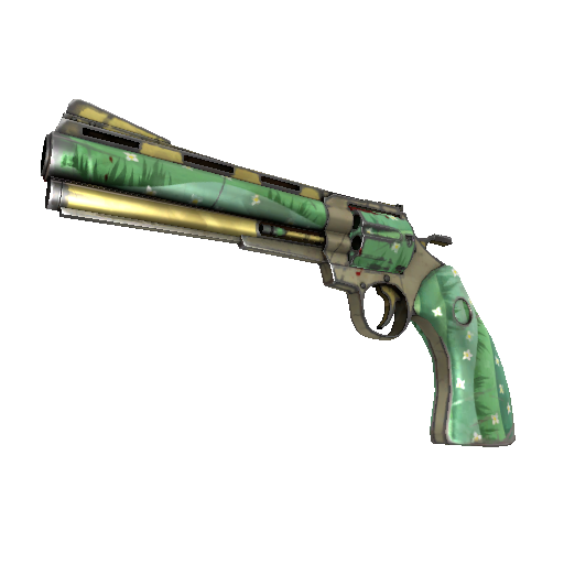 Unusual Killstreak Flower Power Revolver