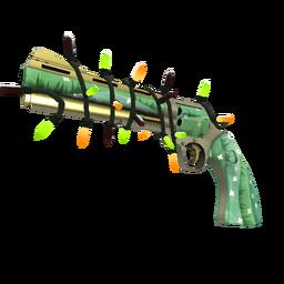Festive Killstreak Flower Power Revolver (Factory New)