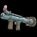 Unusual Blue Mew Rocket Launcher (Factory New)