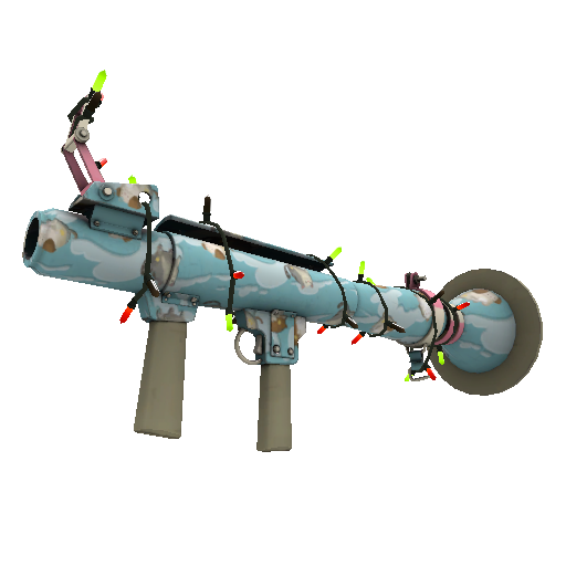 Specialized Killstreak Rocket Launcher