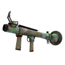 Strange Unusual Brain Candy Rocket Launcher (Battle Scarred)