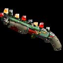 Festive Specialized Killstreak Flower Power Shotgun (Well-Worn)
