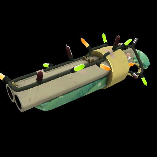 Gore-Spattered Specialized Killstreak Scattergun