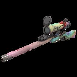 Strange Rainbow Sniper Rifle (Well-Worn)