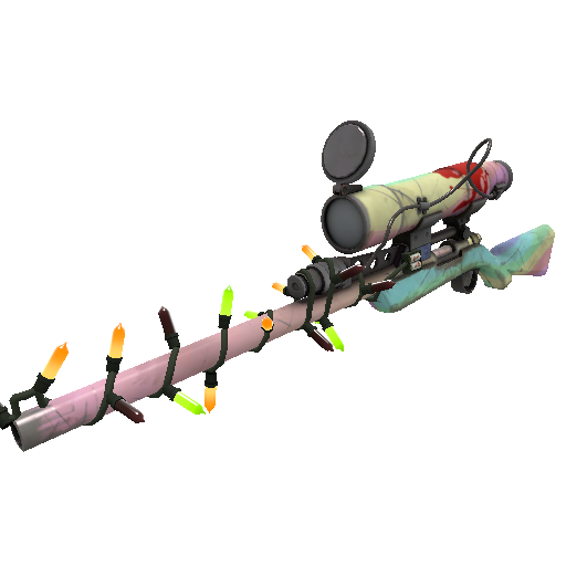 Rainbow Sniper Rifle