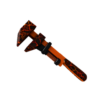 TF2 Skin - Torqued to Hell Wrench Skin Preview