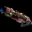 Festive Specialized Killstreak Balloonicorn Flame Thrower (Well-Worn)