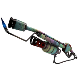 Unusual Specialized Killstreak Flame Thrower