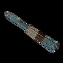 Unusual Blue Mew Knife (Minimal Wear)