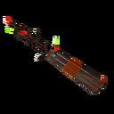 Strange Festive Specialized Killstreak Stabbed to Hell Knife (Factory New)