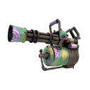 Killstreak Brain Candy Minigun (Well-Worn)