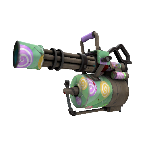 Unremarkable Minigun