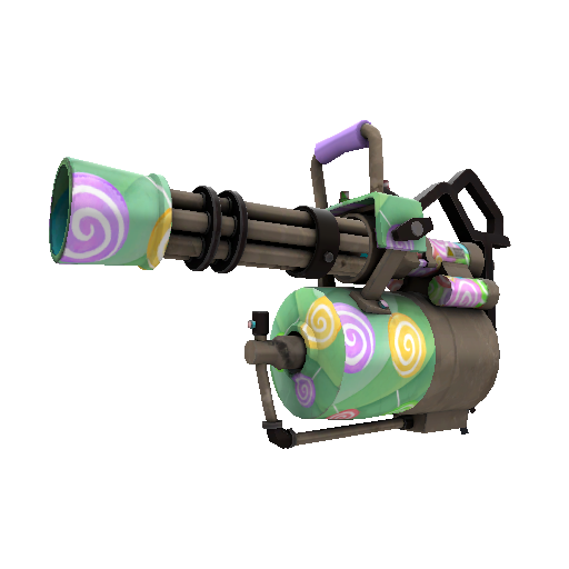 Scarcely Lethal Minigun