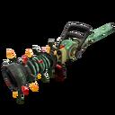 Strange Festive Flower Power Medi Gun (Well-Worn)