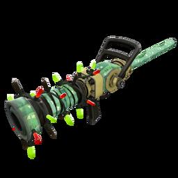 Strange Festive Flower Power Medi Gun (Minimal Wear)