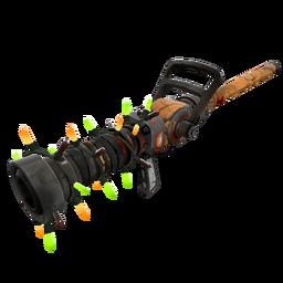 Strange Festivized Killstreak Spark of Life Medi Gun (Battle Scarred)