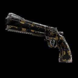 Strange Specialized Killstreak Dead Reckoner Revolver (Battle Scarred)