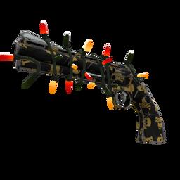 Strange Festivized Specialized Killstreak Dead Reckoner Revolver (Field-Tested)