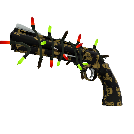 Wicked Nasty Professional Killstreak Revolver