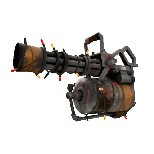 Somewhat Threatening Specialized Killstreak Minigun