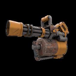 Strange Specialized Killstreak Brick House Minigun (Minimal Wear)