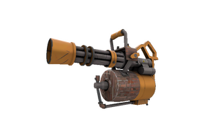 Brick House Minigun Minimal Wear